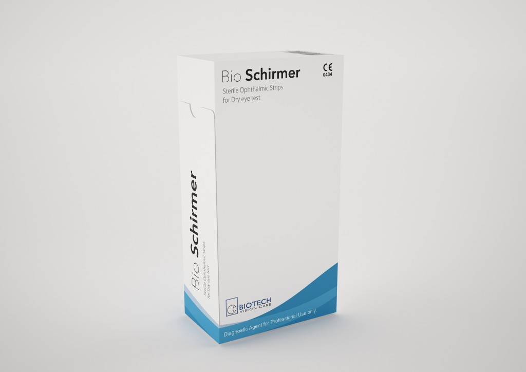 3D_BIO SCHIRMER STRIPS (BOX)